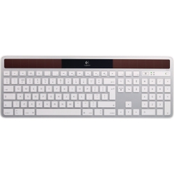 62c06954fea LOGITECH WIRELESS SOLAR KEYBOARD K750 FOR MAC [920-003677]